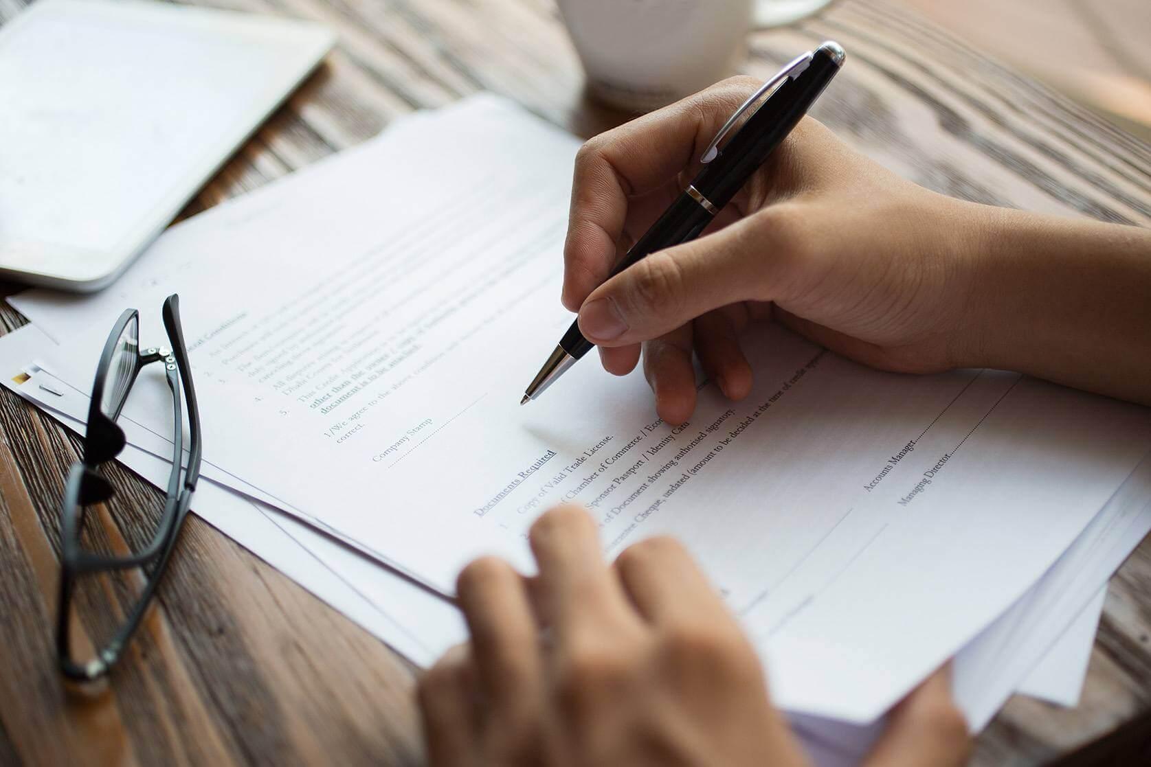 ¿Qué documentación necesito para hacer una reserva de arrendamiento con seguro?